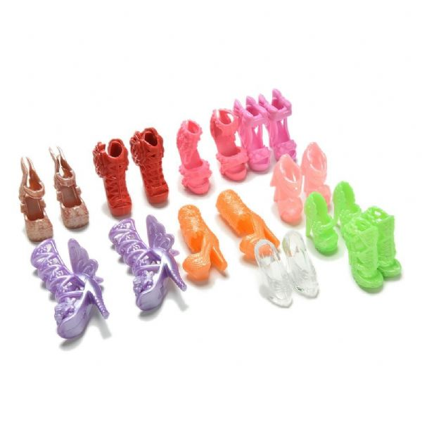 Fashionable Doll Shoes